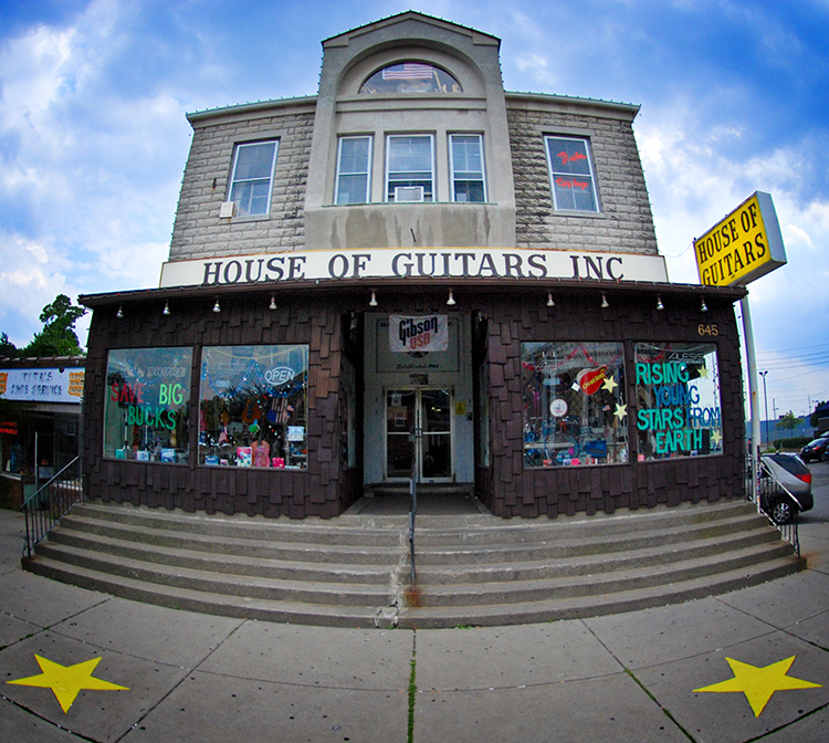 House-of-Guitar