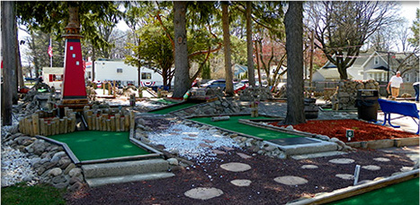 Whispering Pines Miniature Golf
